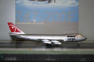 Dragon Wings 1:400 Northwest Cargo Boeing 747-200F N632NW (55708) Model Plane