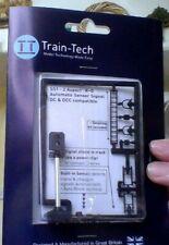 More details for train tech  ss1 2 aspect  r g automatic sensor signal dc & dcc compatible oo