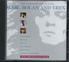 MARC BOLAN AND T.REX - The Ultimate Collection - CD Album *Best Of**Hits*