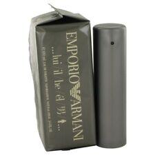 EMPORIO ARMANI for Him/HE/MEN * 3.3/3.4 oz (100 ml) EDT Spray * NEW & SEALED