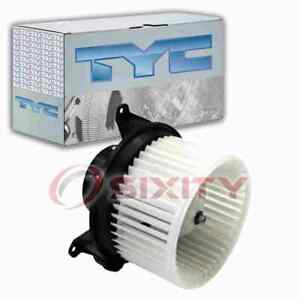 TYC Front HVAC Blower Motor for 2003-2005 Chevrolet Avalanche 2500 Heating hl