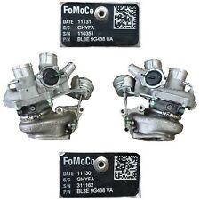 FoMoCo Turbocharger Set Fits Ford F150 3.5L EcoBoost BL3E-9G438-UA/VA (179204/5)
