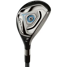 Lady Taylormade Golf Clubs Jetspeed 25* 5H 5 Rescue Hybrid Graphite Very Good