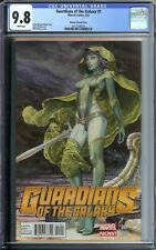 Guardians of the Galaxy #1 CGC 9.8 Manara Variant 1:50 Gamora Marvel Comics