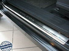 Renault KOLEOS 2008- 4pcs Stainless Steel Door Sill Guard Cover Scuff Protectors