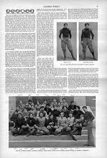 Auburn College - 1896 Alabama Football Team   -   Players named