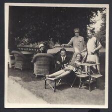 Grand Duchess Xenia Romanov Princess Irina Paley in Garden Frogmore Cottage