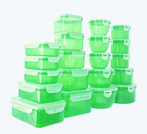 Dosen Set, 20tlg. Aufbewahrungsbehälter Vorratsdosen Frischhaltedosen Dosen-Set