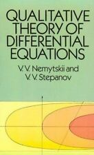 Dover Books on Mathematics: Qualitative Theory of Differential Equations by...