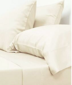 Cariloha Resort Bamboo Sheets - Queen Size - Ivory