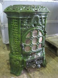 Solid Fuel French Stove