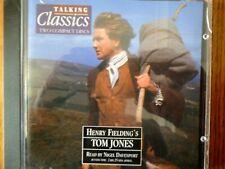 2 CD AUDIO BOOK - TOM JONES -Talking Classics No 24