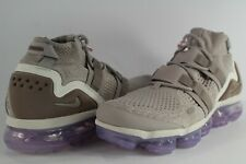 222184013300 Nike Air VaporMax Flyknit Utility Moon Particle AH6834-205 Size 10.5