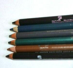 Saffron Eyeliner Pencil Soft Kohl Kajal Eye Liner    FREE POST   SAME DAY POST