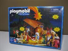 EMPTY BOX ONLY!  from Playmobil Christmas Nativity Scene DIORAMA  #5719