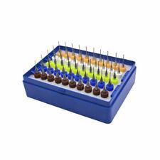 50 0.5-0.9mm Print Circuit Board Carbide Micro Drill Bits for PCB Engraving