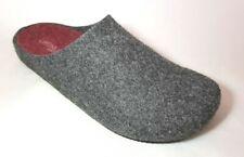 Grunland ciabatte pantofole uomo EURO CB2209 antracite-mosto feltro grigio 48
