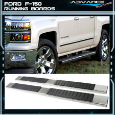 For 07-17 Chevy Silverado Sierra 1500 Ext Cab 5inch Side Step Bar Running Boards