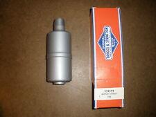 """Briggs & Stratton Gas Engine 3/4"""" thread Hot-Dog Muffler 294599 Nos Vintage"""