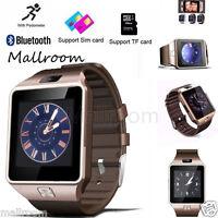 DZ09 SmartWatch Bluetooth Smart uhr GSM SMI Armband für Android iOS Kamera DE AA