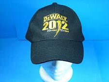 ae16ec2dcfa DeWalt 2012 Embroidered Logo 20v Max   12v Max Cap Hat Adjustable
