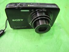 Sony Cybershot DSC-WX9 16.2 Mega Pixels Digital Camera - Works with BAD LCD