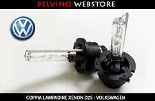 """COPPIA 2 LAMPADINE D2S XENON  BIXENON ORIGINALE RICAMBIO """"VOLKSWAGEN GOLF 5"""""""