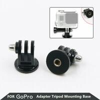 5 Pcs Adapter Tripod Mounting Base For Gopro DJI Osmo Action Camera