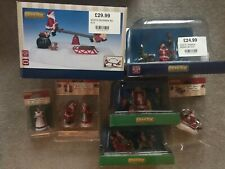 Lemax Christmas Village Santa Claus Selection  BRAND NEW
