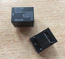 Omron Relay   G5LE-1    12VDC   10A @ 250VAC /  5A @ 250VAC      Z2547
