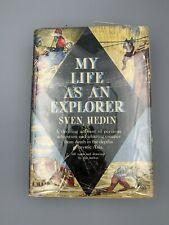 My Life As An Explorer by Sven Hedin Hardcover (1925, Boni & Liveright)