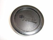 FOCAL 54mm front lens cap SLIP ON , for 52mm filter size lens #001412