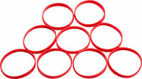 RockShox Bottomless Ring Kit Monarch/Vivid Air Inc volume adjust rings, 9 pieces
