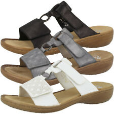 Rieker Pantoletten Damen Schuhe Sandaletten Freizeit Slipper Sandalen 60885 23f184c5b0