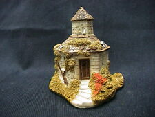 1989 Lilliput Lane Cottages The Dovecot 1989 with box and sheet of description