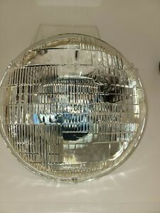 "Wagner Sealed Beam 7"" Round Headlight #6014 12v Car Truck Motorcycle Head Light"