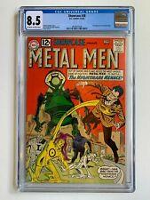 SHOWCASE #38, DC Comics, CGC 8.5, 2nd appearance of Metal Men