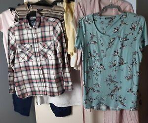Bundle Of Size 16 Womens clothing, 11 items,  Includes Bonmarche, M&S, Tu