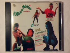 CD Discomagic compilation DOUBLE DEE BLACK BOX NOVECENTO TONY SCOTT BIZZ NIZZ