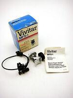 Vintage Vivitar MFS 1 Macro Flash Sensor Unit In Box Camera Photography