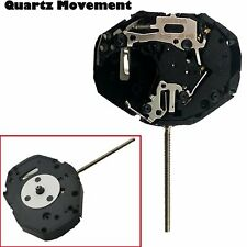 SII Pc21s Black Quartz Movement 3hands Watch Repair Replacement Part Accessories