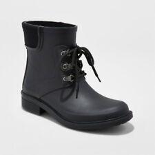 Women Rain Boots - Merona Briley - Black - Size 8