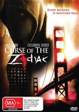 CURSE OF THE ZODIAC - NEW & SEALED DVD - FREE LOCAL POST