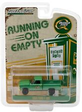 1:64 GreenLight *RUNNING ON EMPTY R5* QUAKER STATE 1969 Ford F-100 Pickup Truck