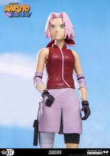 """Naruto Shippuden: Sakura oficial 7"""" figura con accesorios por Juguetes Mcfarlane"""