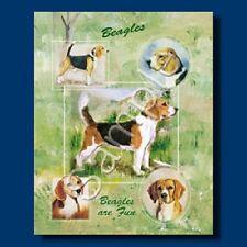 BEAGLES Dog Present Gift Bag