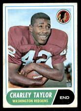 1968 Topps #192 Charley Taylor Redskins EX+ (ref 25956)