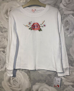 Girls Age 7 (6-7 Years) BNWTS Long Sleeved Top