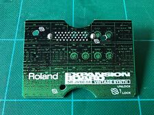 Roland SR-JV80-04 : Vintage Synthesizer Exp. Board Free shipping!!