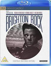 Brighton Rock (Digitally Remastered) [Blu-ray] [1947] [DVD][Region 2]